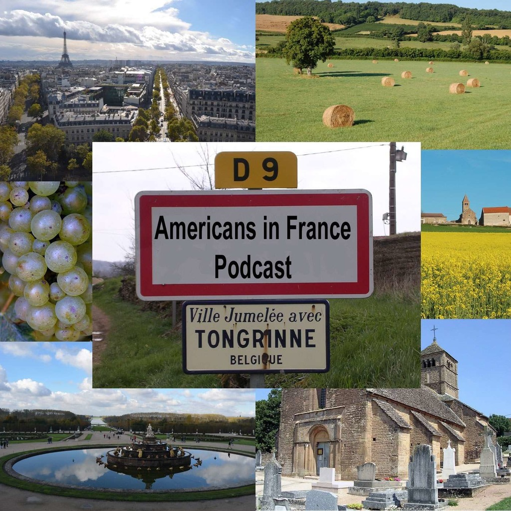 Americans in France