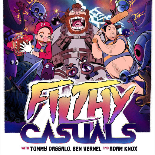 Filthy Casuals with Tommy Dassalo, Ben Vernel and Adam Knox