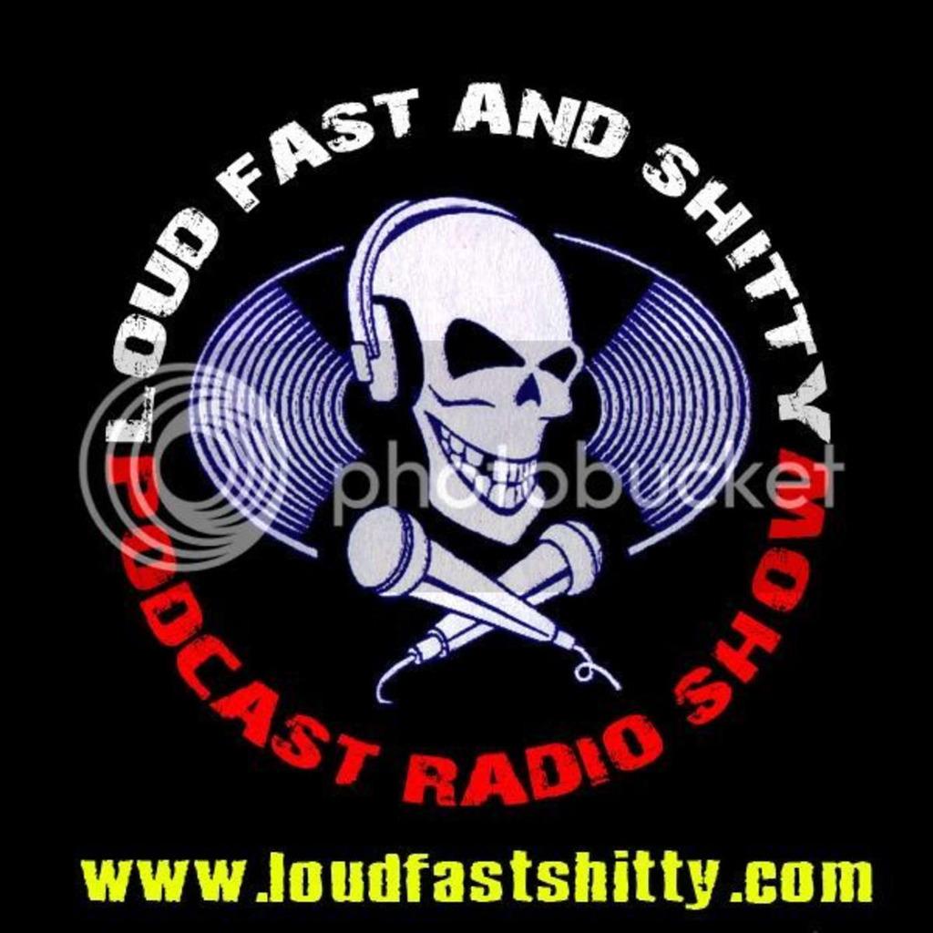 Loud Fast and Shitty Punk Rock RadioCast