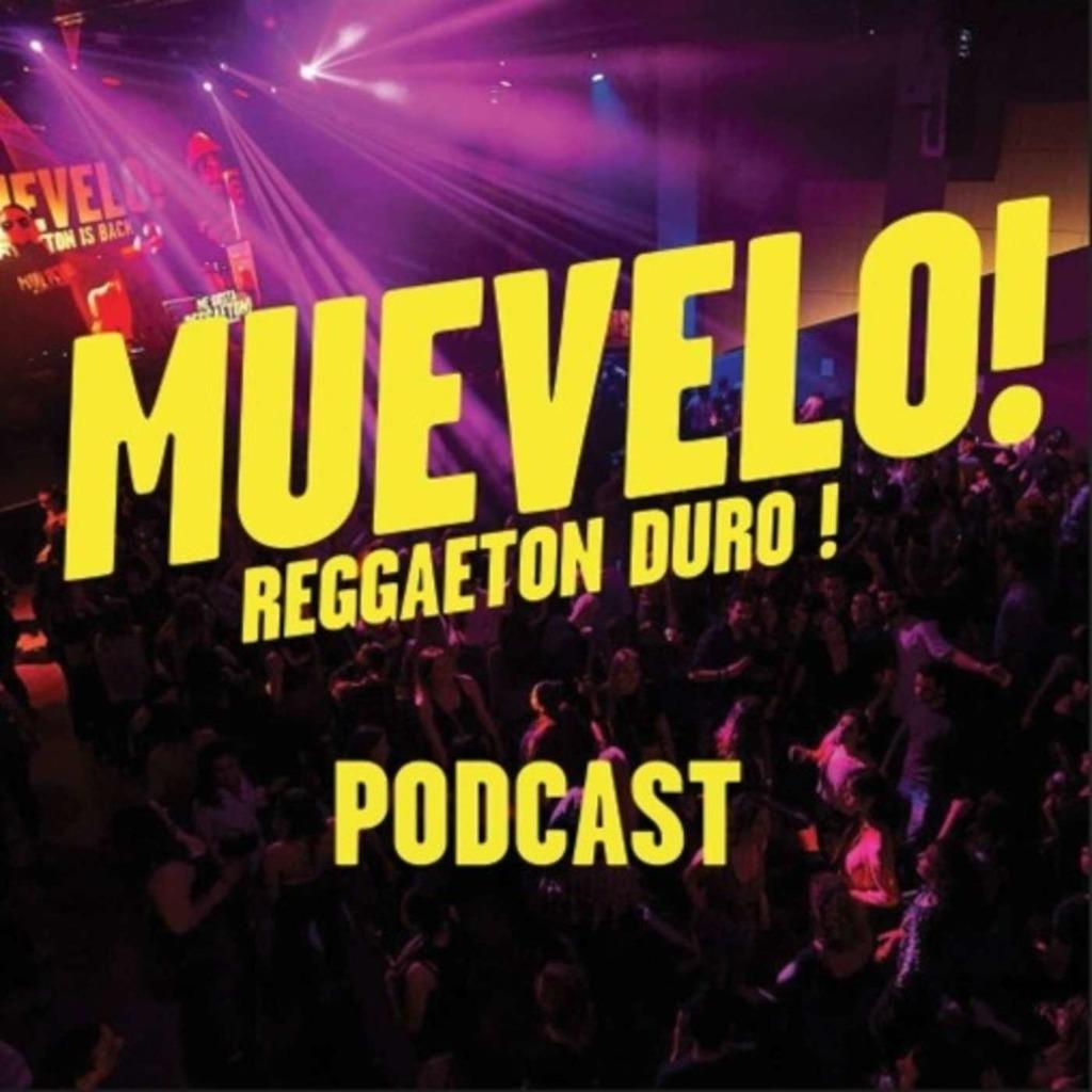 MUEVELO ! Podcast !