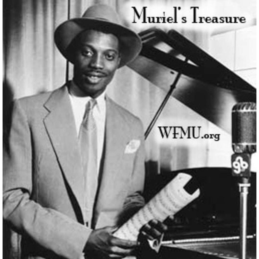 Muriel's Treasure with Irwin   WFMU