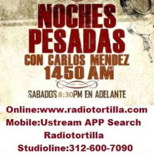 Noches Pesadas Tejano show podcast