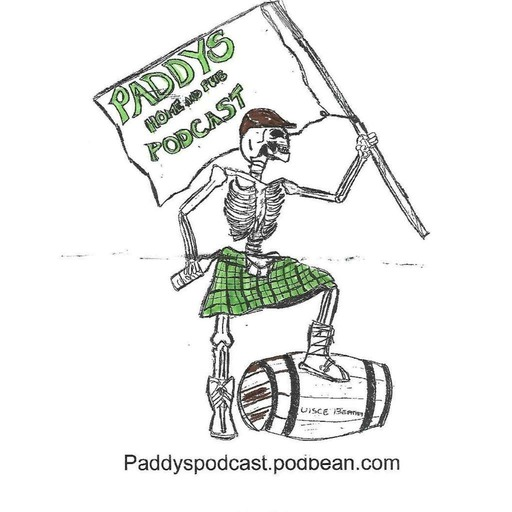 Paddys Home and Pub podcast