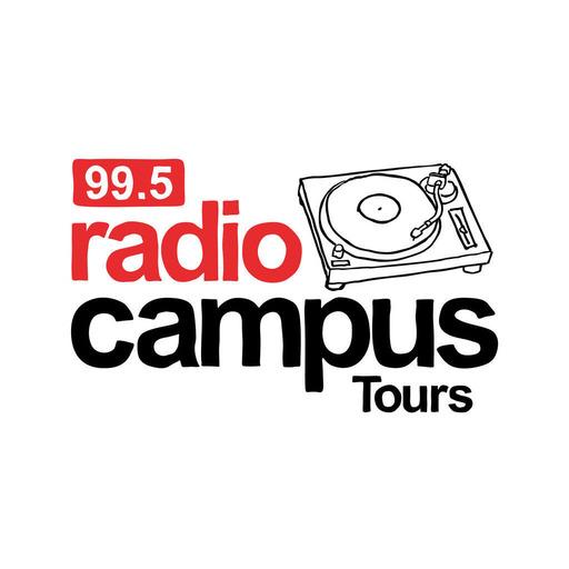 Plan séquence – Radio Campus Tours – 99.5 FM