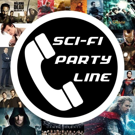 Sci-Fi Party Line #258 Westworld – What Door?