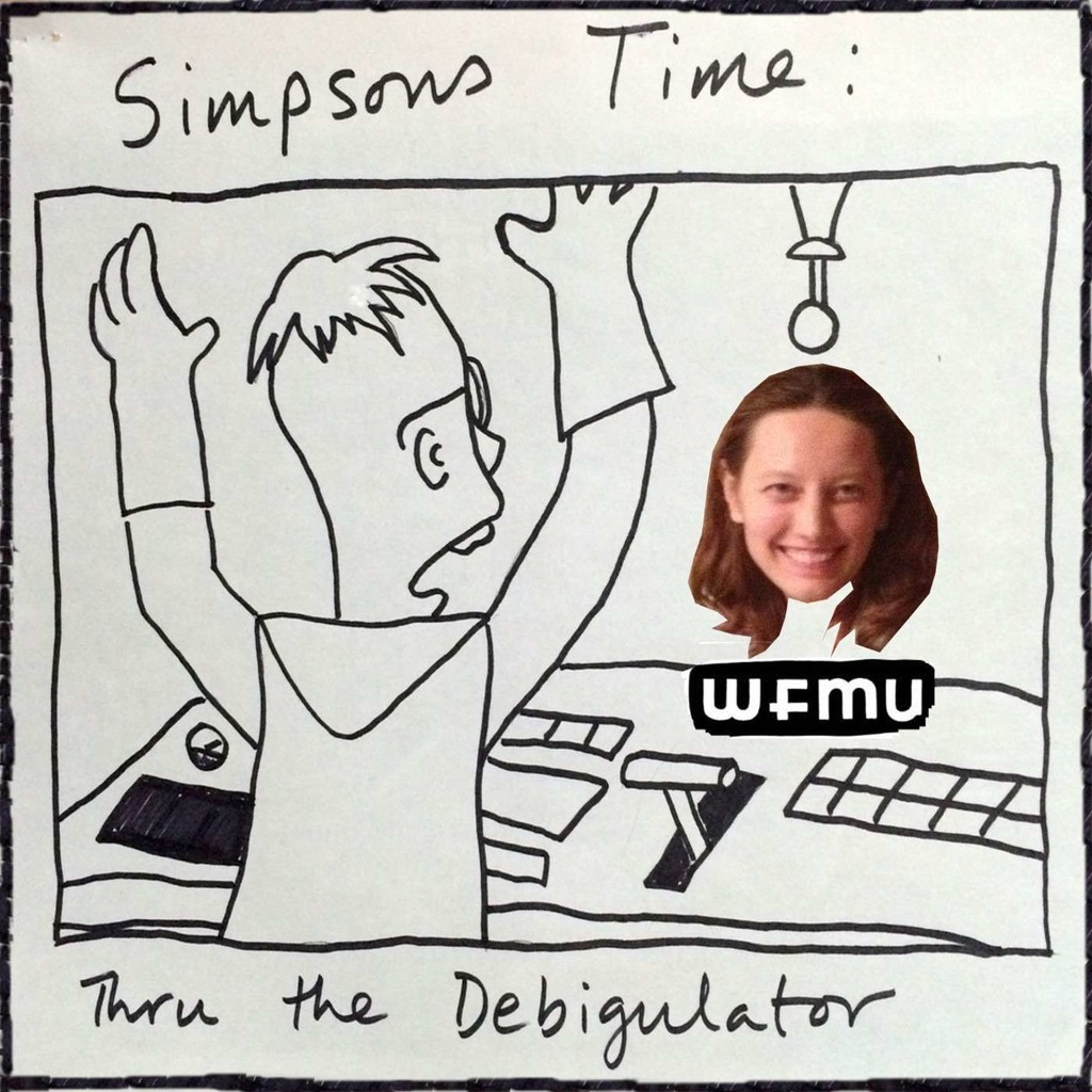 Simpsons Time: Thru the Debigulator with Amanda | WFMU