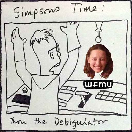 Simpsons Time: Thru the Debigulator with Amanda | WFMU