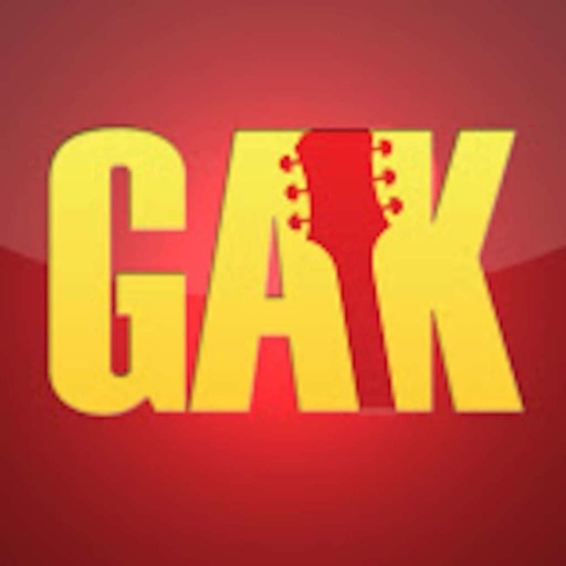 The GAK.co.uk Guitar Shop Podcast