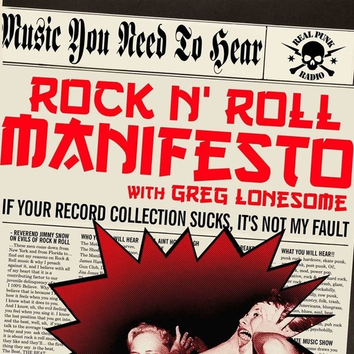 Rock N Roll Manifesto (mp3)
