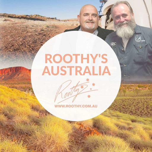 Roothy's Australia Podcast