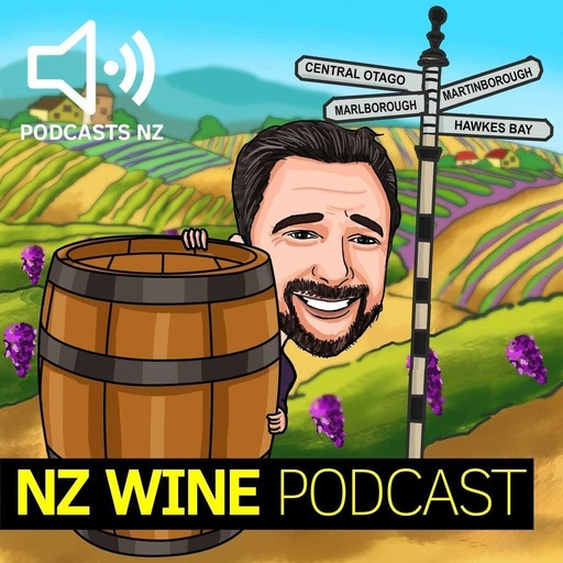NZ Wine Podcast - New Zealand Wine Stories