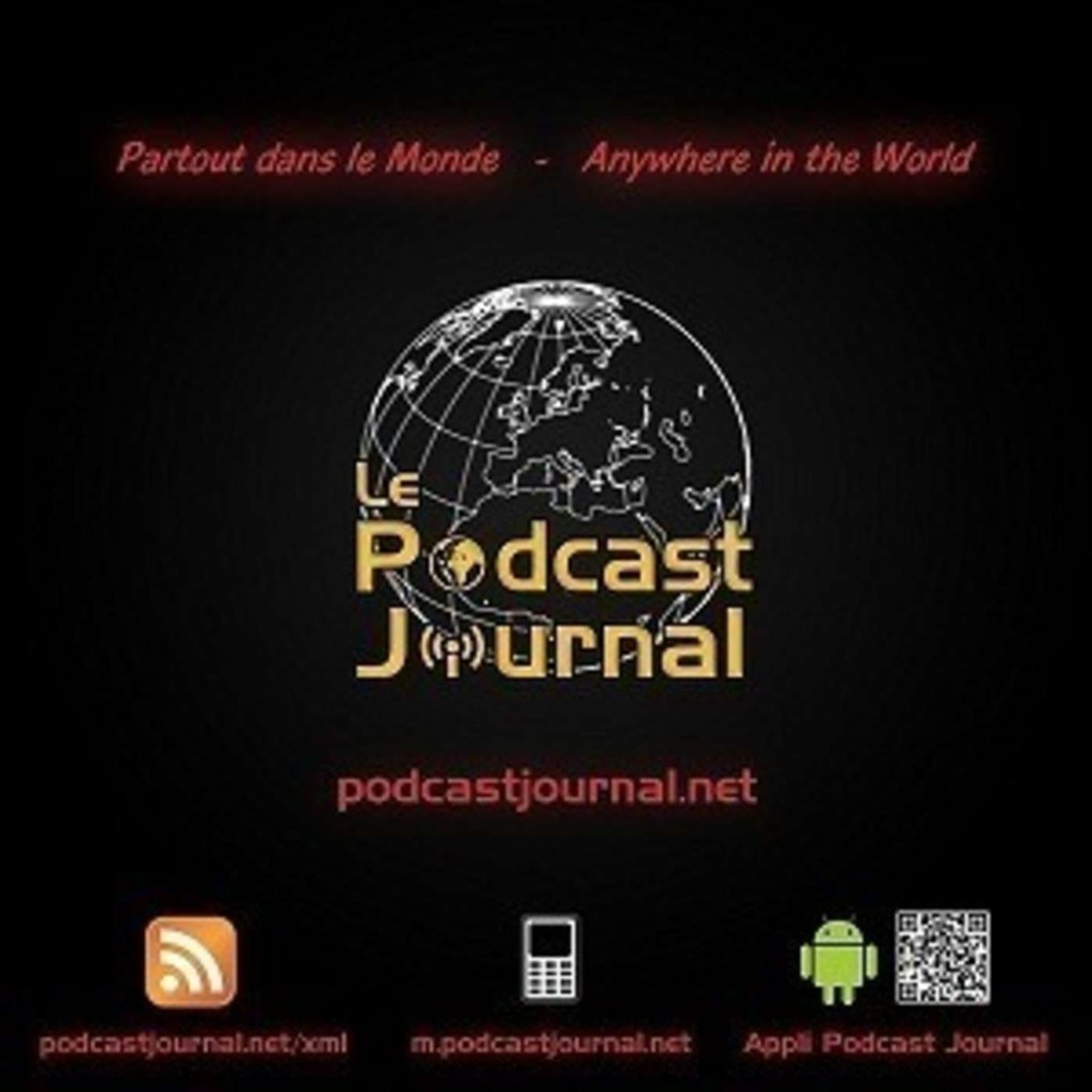 Podcast Journal, l'information internationale diffusée en podcast