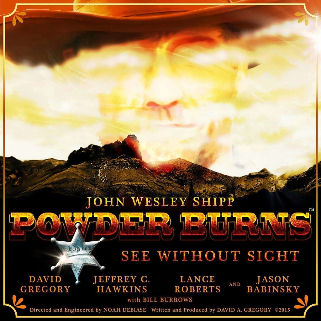 Powder Burns: A Western Audio Drama