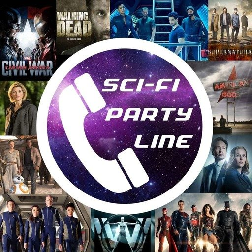 Sci-Fi Party Line Podcast