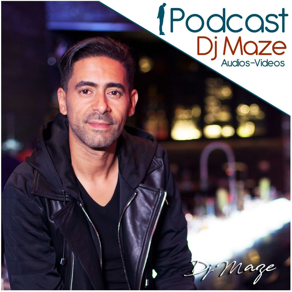 DJ MAZE Audio & Video Podcast